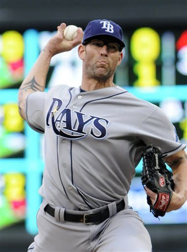 Rays break loose in 10th, beat Twins 7-3