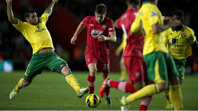 Premier League - Johnson pens new Canaries deal