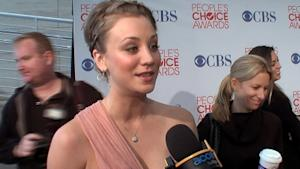 Kaley Cuoco Shares Engagement Details: How'd He Propose?  -- Access Hollywood
