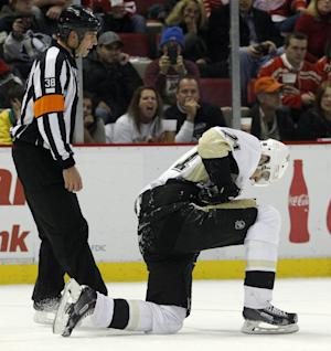 Penguins star C Malkin misses 2nd straight game
