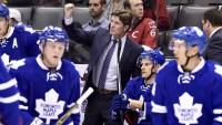 Close, but no cigar for Leafs in Babcock's debut