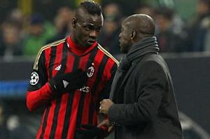 Seedorf: Balotelli will be available against Udinese
