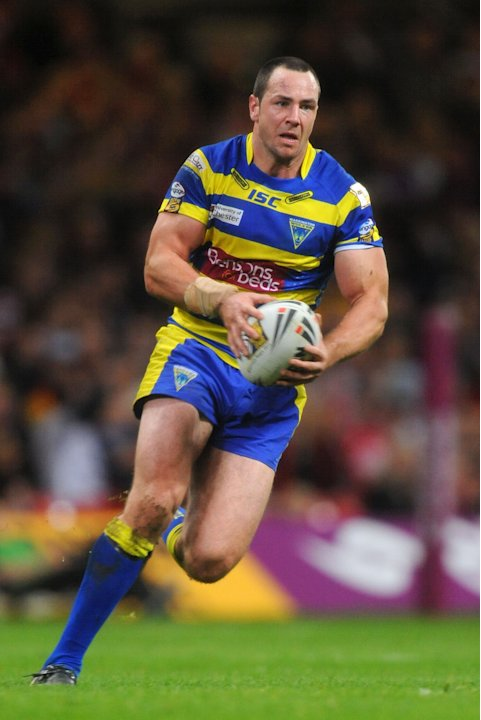 Rugby League - Adrian Morley File Photo