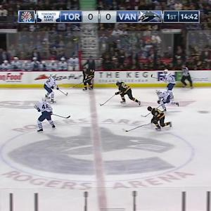 Reimer's save keeps it scoreless