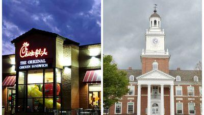 Chick-Fil-A Is Not Welcome at Johns Hopkins University