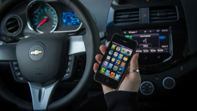 Siri Coming to Chevrolet Cars in Early 2013