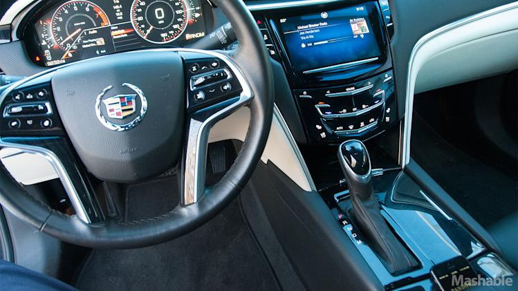 2013 Cadillac XTS Is Bristling With High Tech