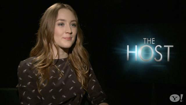 'The Host' Insider Access with Saoirse Ronan
