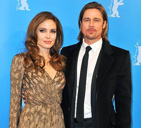 "Brad Pitt on Angelina Jolie's Mastectomy: ""I'm Quite Emotional About It"""