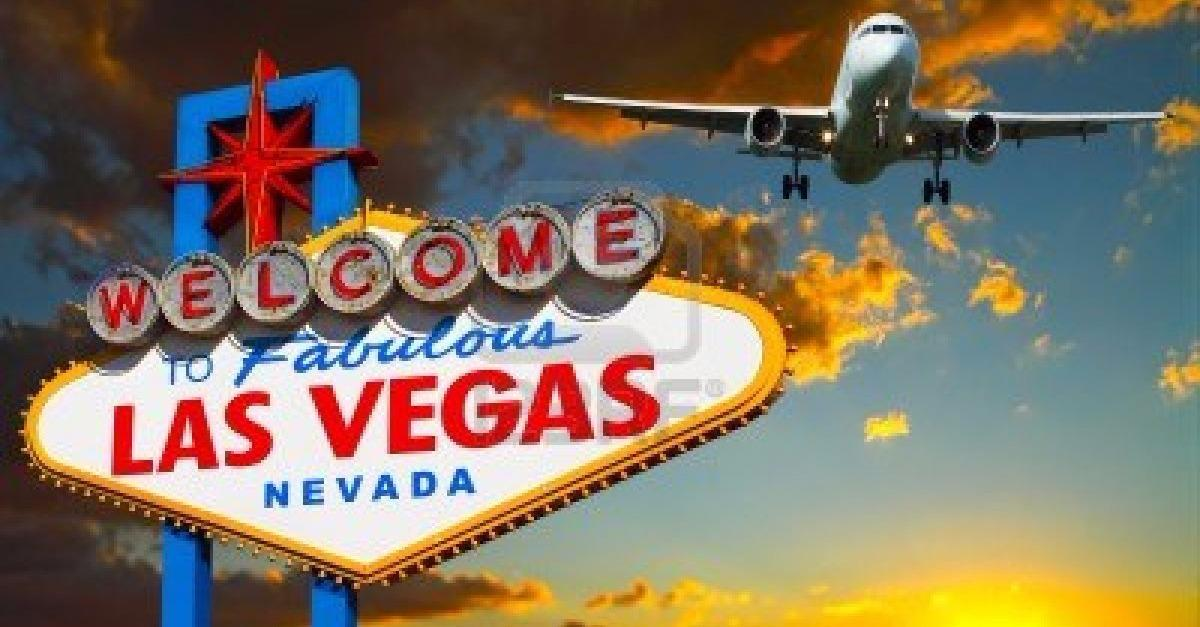 Get Last Minute Discounts on Las Vegas Flights!