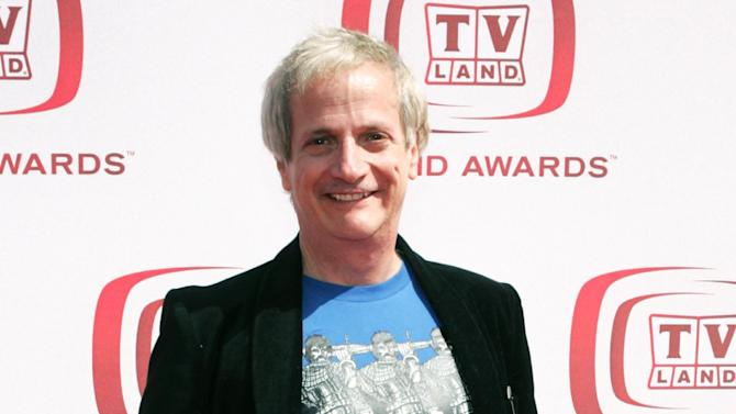 "FILE - This June 8, 2008 file photo shows actor Ron Palillo at the TV Land Awards in Santa Monica, Calif. Palillo, best known as the nerdy high schooler Arnold Horshack on ""Welcome Back, Kotter,"" died Tuesday, Aug. 14, 2012, in Palm Beach Gardens, Fla., of an apparent heart attack. He was 63.  (AP Photo/Mark Mainz, file)"