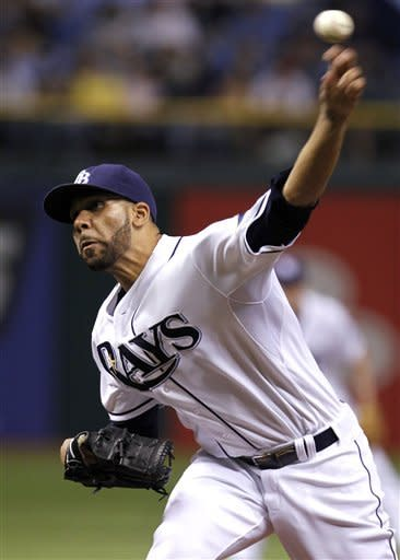 Price, Matsui key Rays win over Baltimore