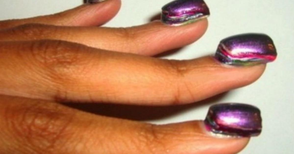 16 Manicures That Aren't A Thumbs Up