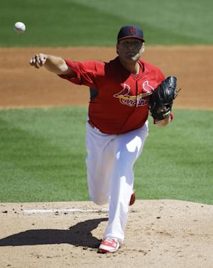 Lynn strikes out 10 as Cards beat Braves 11-0