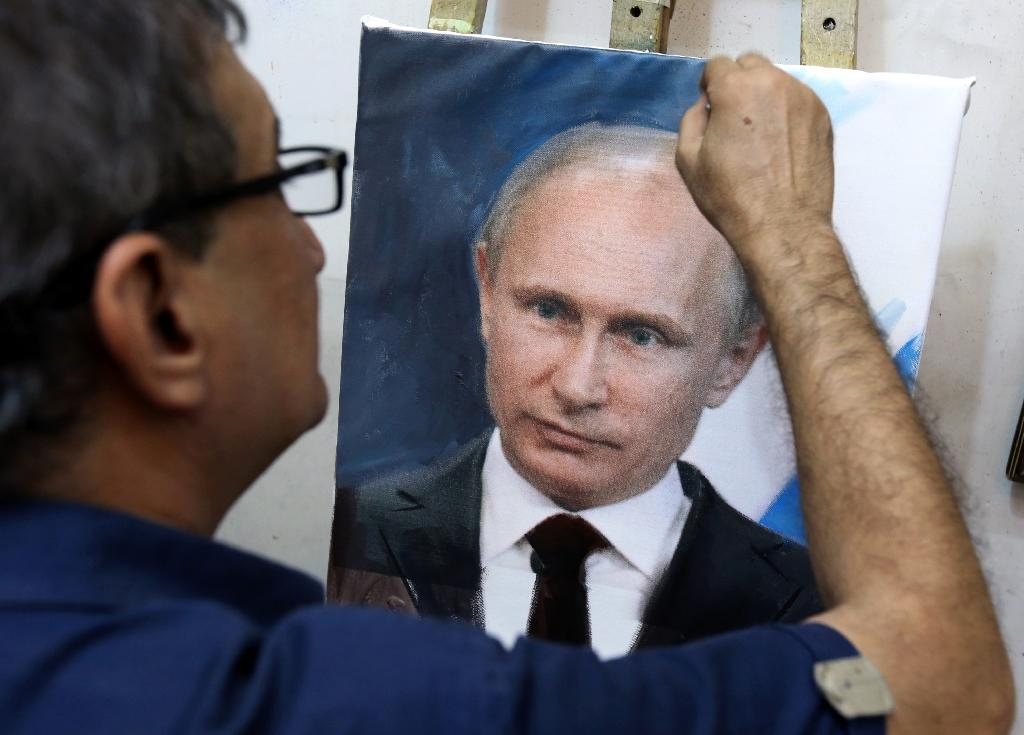 Popularity of 'Putin the Shiite' sky high in Iraq