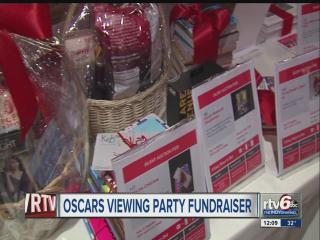 Indy's official Oscar party raises funds for United Way