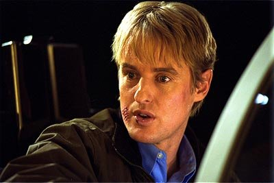 Owen Wilson in Columbia's I Spy