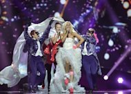 Sweden scales down Eurovision, keeps glitz factor high