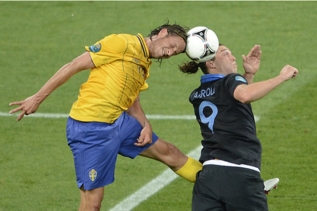 Swedish Defender Jonas Olsson …
