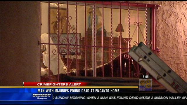 Man found dead at Encanto home