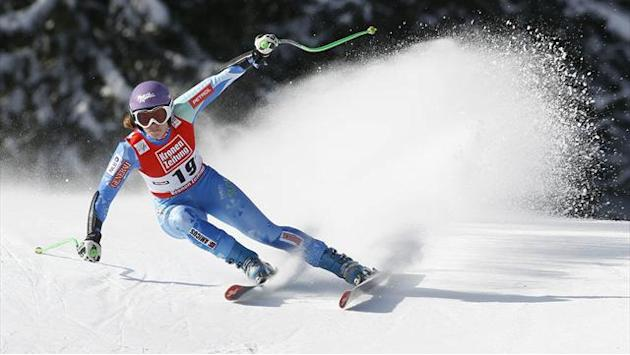 Alpine Skiing - Women's Garmisch Super-G: LIVE