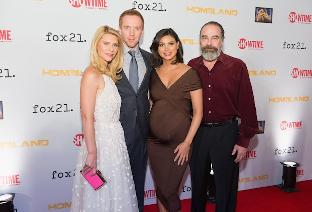 Homeland Season 3 Premiere Red Carpet Oh No They Didn T