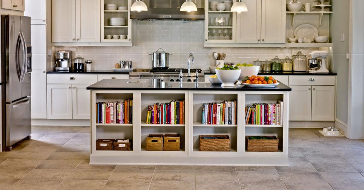 26 Jaw Dropping Kitchen Island Designs