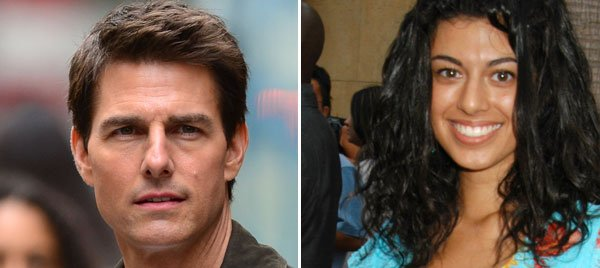 Yolanda Pecoraro e Tom Cruise