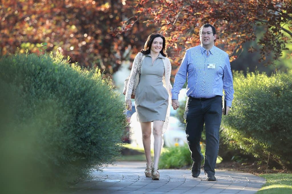Husband of Facebook's Sandberg died on treadmill: official