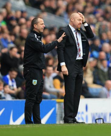 Soccer - Sky Bet Championship - Blackburn Rovers v Burnley - Ewood Park