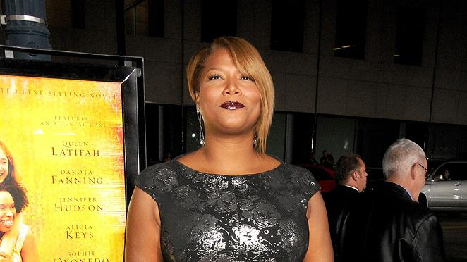 The Secret Life of Bees LA Premiere 2008 Queen Latifah