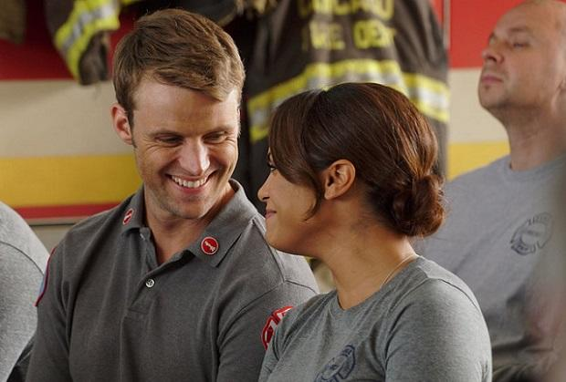 Chicago Fire Bosses Defend 'Dawsey' Pregnancy Twist, Talk Couple's Future