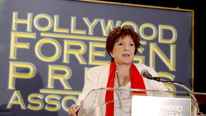 Hollywood Foreign Press Association's Cecil B. DeMille Award Announcement