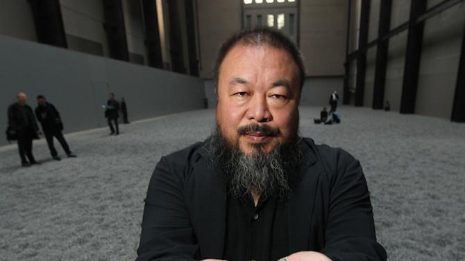 FILE: Artist Ai Weiwei Freed On Bail