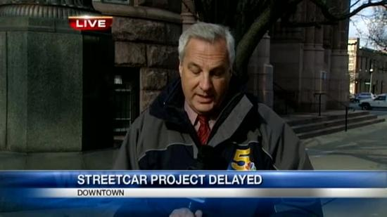 Cincinnati streetcar project delayed again