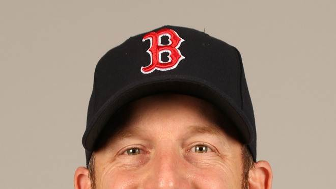 Ryan Dempster Baseball Headshot Photo