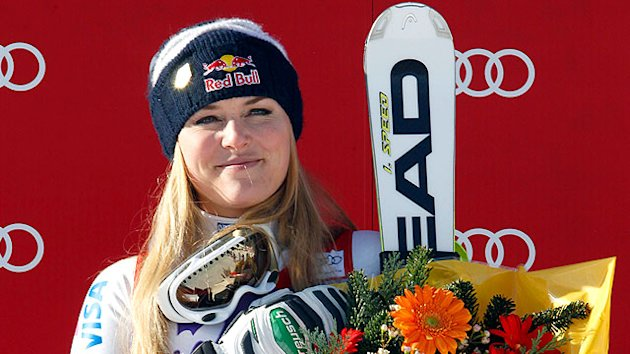 Lindsey Vonn Opens Up About Injury Setback