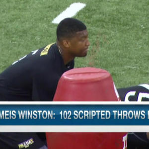 Evaluating Florida State University QB Jameis Winston off the field