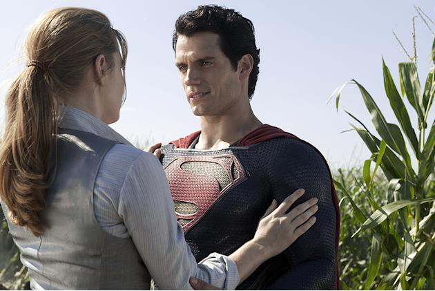 Man of Steel Stills