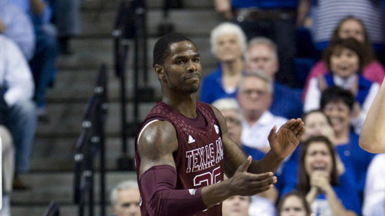 NCAA Basketball: Texas A&M at Kentucky