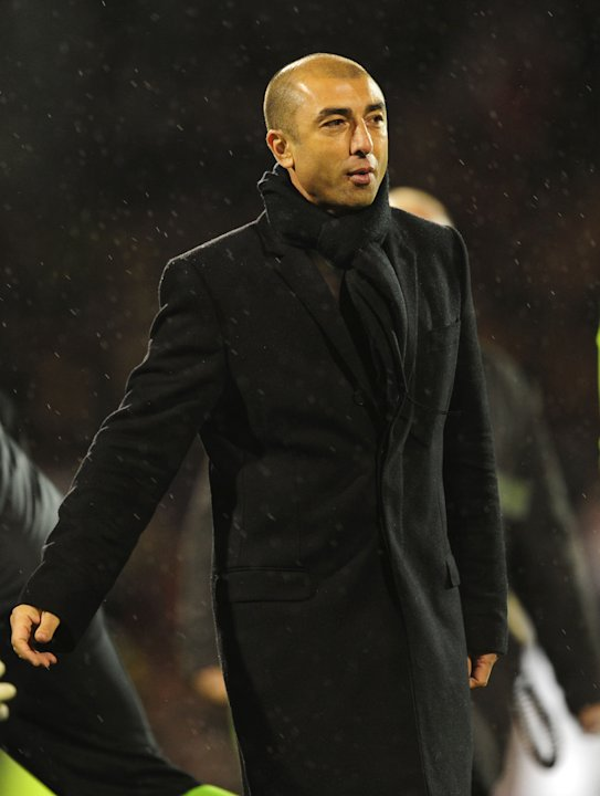 Roberto Di Matteo believes that Champions League qualification will go down to the wire