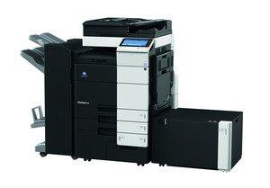 Konica Minolta Launches bizhub 754/654 Series