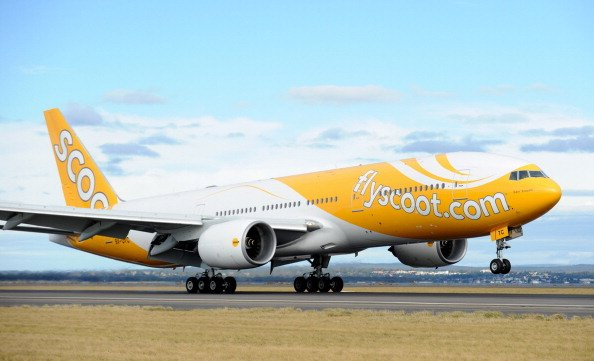 Singapore's New Budget Airline Lands In Sydney