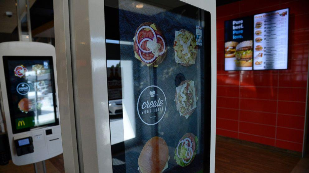 What Customers Can Eat With McDonald's Customized Menu