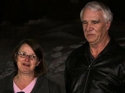 Couple Says Dorner Tied Them Up, Stole Car