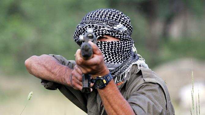 The Kurdistan Workers' Party (PKK) took up arms against Turkey to establish an independent Kurdish state in 1984