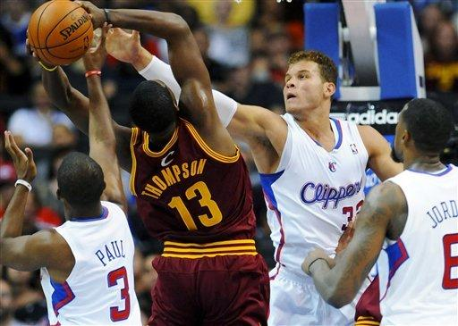 Cavaliers beat Clippers 108-101 to end 2-game skid
