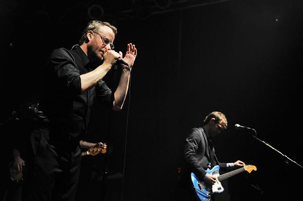Listen to the National's 'Trouble Will Find Me' Now