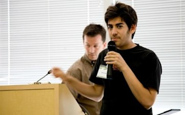 Aaron Swartz, 1986-2013: a computer hacker who is now a political martyr