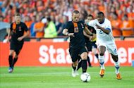 Sneijder: Spain and Netherlands will reach Euro 2012 final